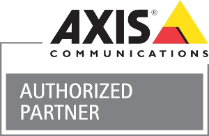 Logo unseres Partners Axis Communications